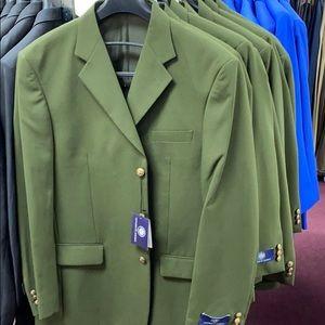 Other - Men's OLIVE Green Jacket.